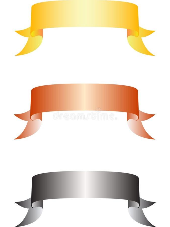Download Variants of banners stock illustration. Image of design - 13753636