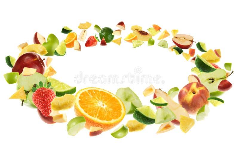 Variedad de fruta imagen de archivo