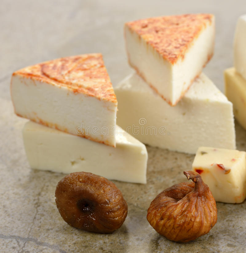 Variedade do queijo imagens de stock royalty free