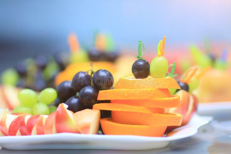 Varietà di prodotti culinari deliziosi fotografie stock libere da diritti