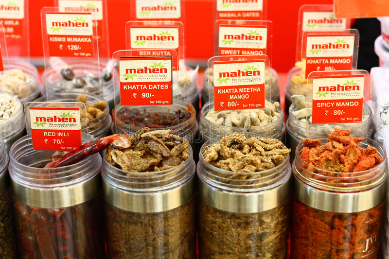 Variety of Asian Mouth Freshners