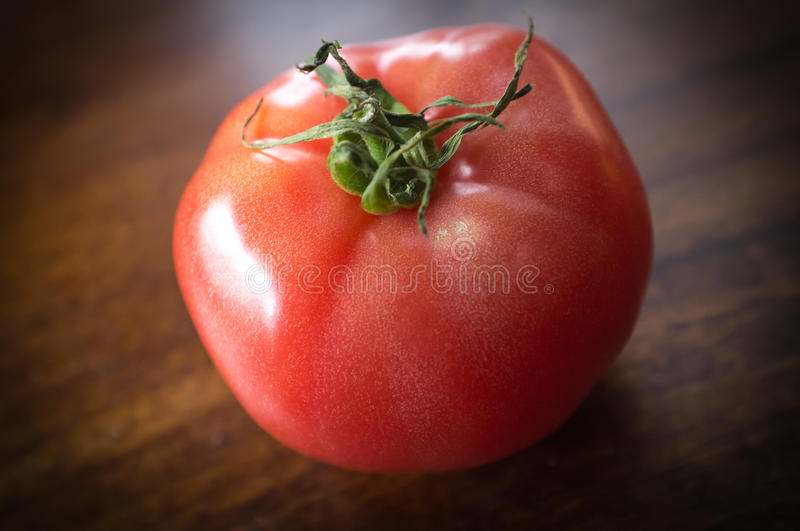 Variety Heirloom Tomatoes royalty free stock image