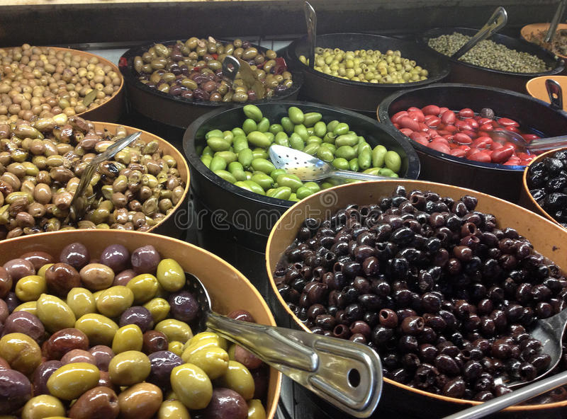 Download Variety Of Olives stock image. Image of variation, variety - 34723701