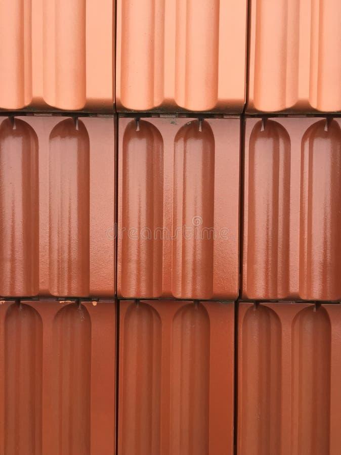 Vario fondo colorato delle mattonelle di tetto fotografia stock libera da diritti