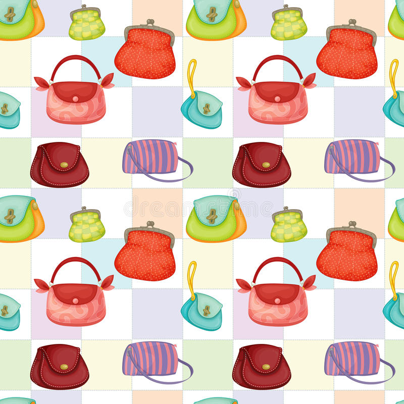 Varios bolsos y monederos libre illustration