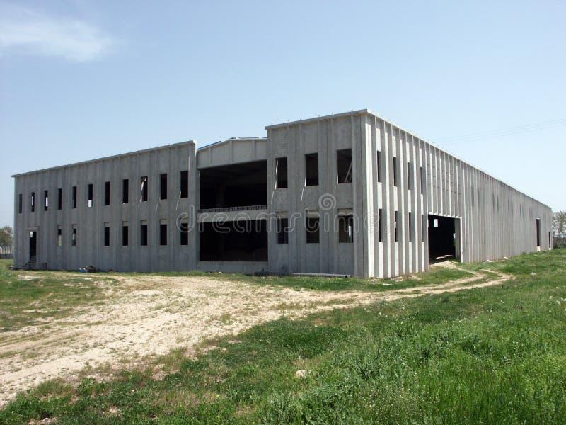 Varios edificios de diversas regiones de muestras de Turquía, de la vivienda de protección oficial y de los edificios industriale foto de archivo libre de regalías
