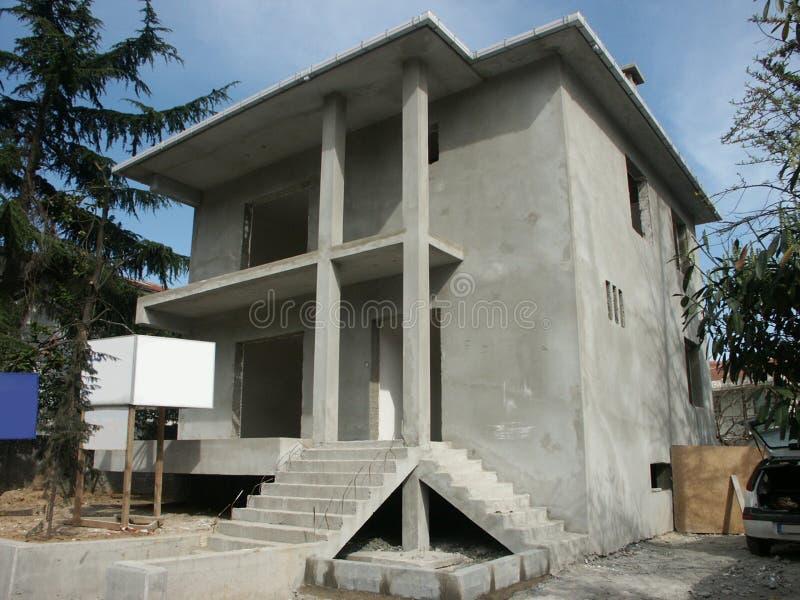 Varios edificios de diversas regiones de muestras de Turquía, de la vivienda de protección oficial y de los edificios industriale fotos de archivo libres de regalías