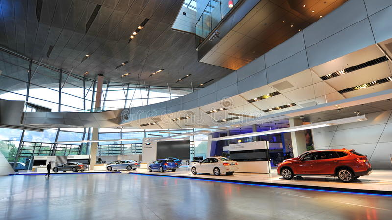 Download Various BMW Vehicles On Display At BMW World Editorial Stock Photo - Image: 33555313