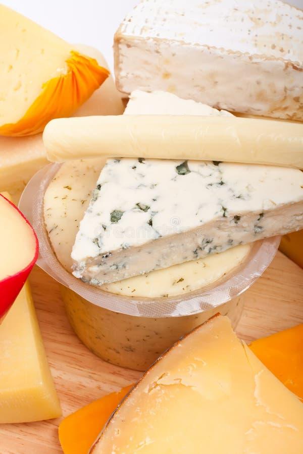 Various cheese stock photos