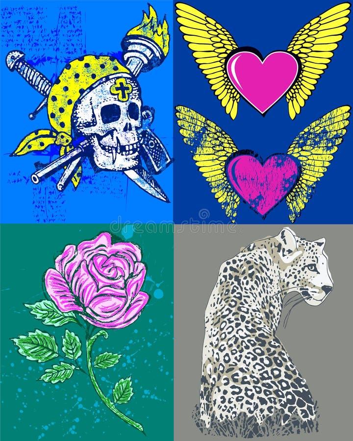 Various Designs Stock Photo