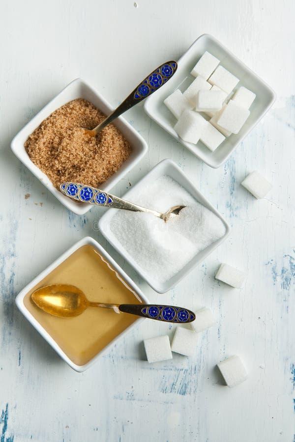 Free Various Of Sugar Royalty Free Stock Images - 22786289