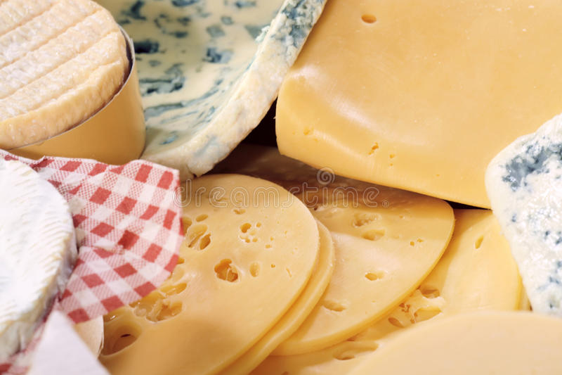 Download Various Types Of Delicious Cheese Stock Photo - Image: 12652526