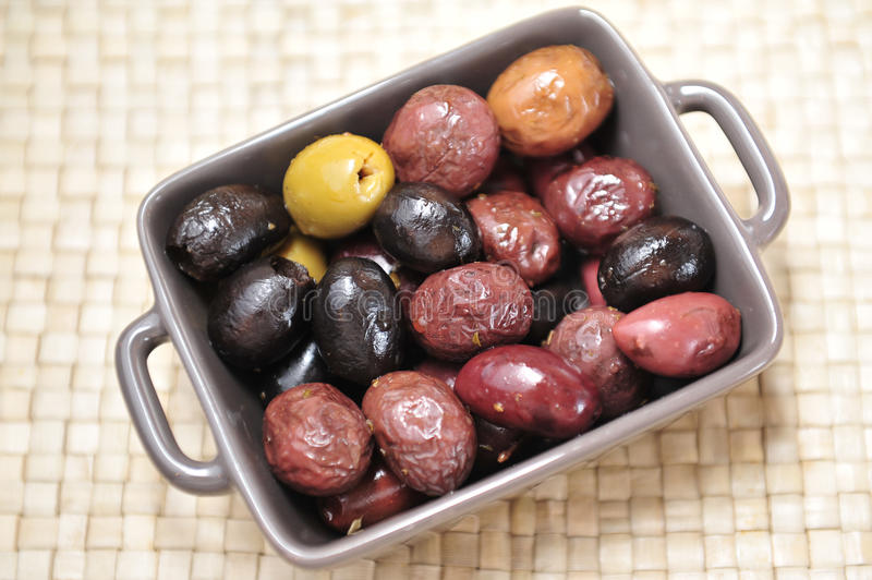 Download Various types of olives stock photo. Image of appetizer - 23138482