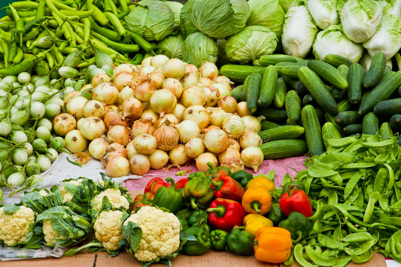Various of vegetable stock images