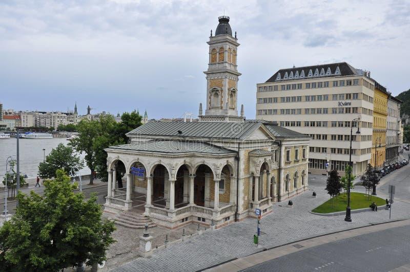 The Varkert Palace stock image