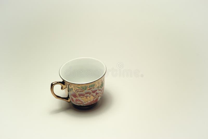 Varm drink för tekopp royaltyfri bild