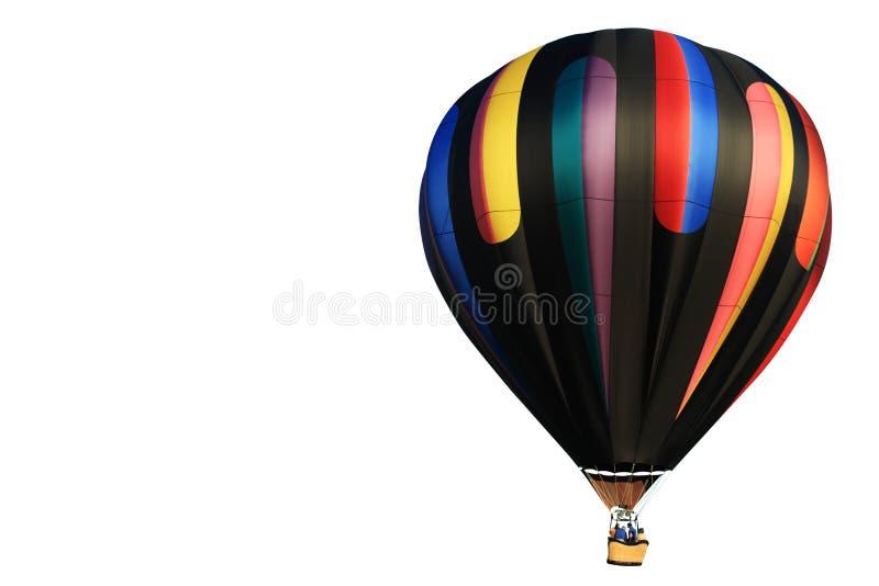 varm luftballong royaltyfri bild