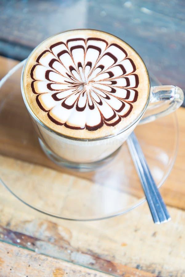 varmt kaffe royaltyfria bilder