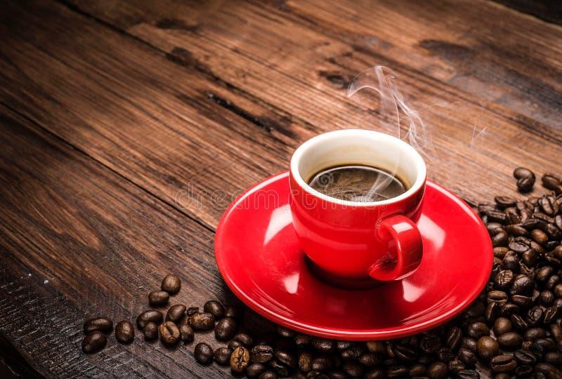Varmt kaffe - caffècaldo royaltyfri fotografi
