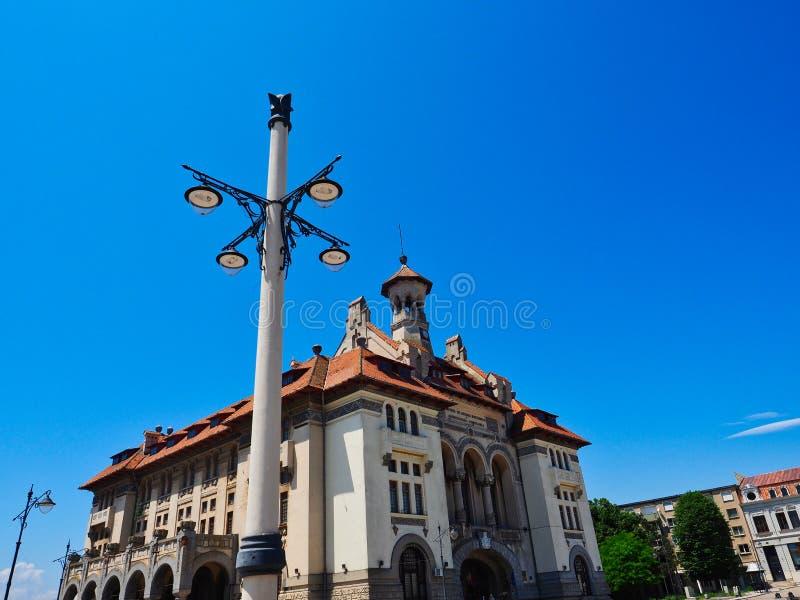 Varna Archeological Museum, Bulgarije stock foto