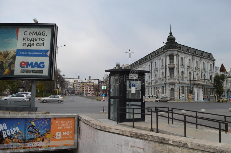 Varna, Bulgarien stockfotos