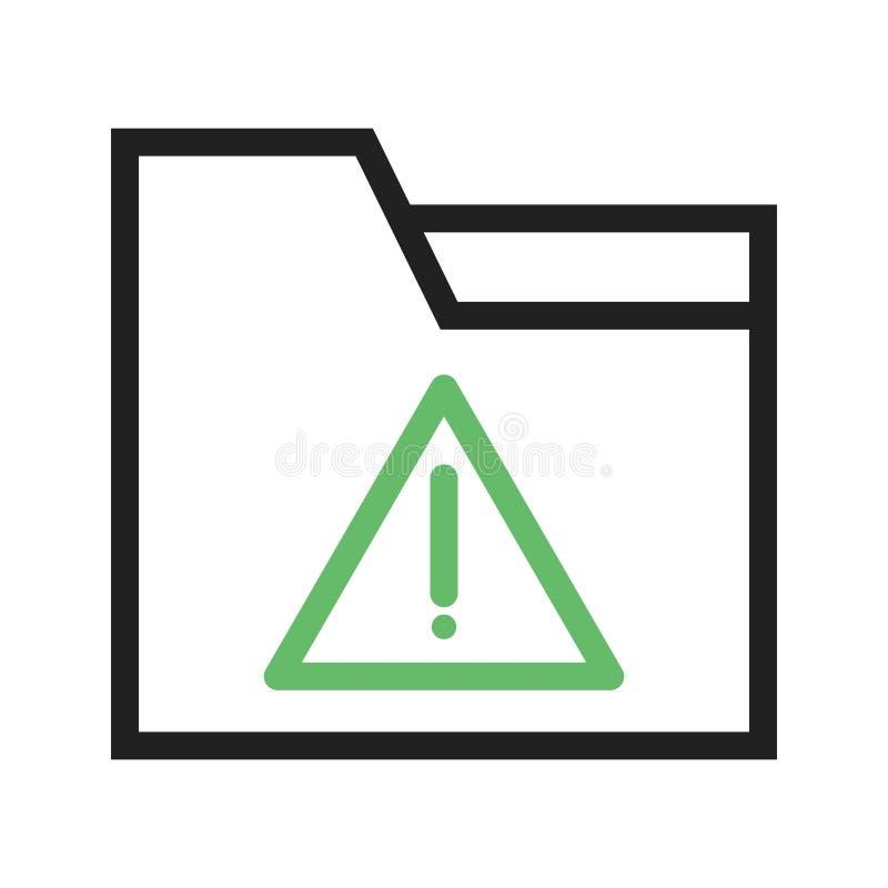 Download Varna på mapp vektor illustrationer. Illustration av säkerhet - 78731473