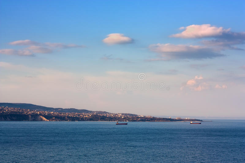 Download Varna view stock image. Image of tall, busy, building - 24606043