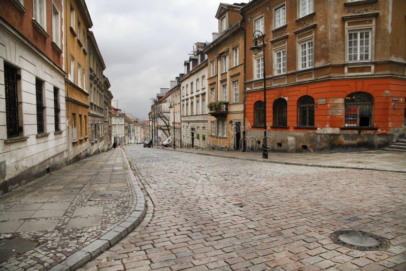 Varsóvia imagens de stock