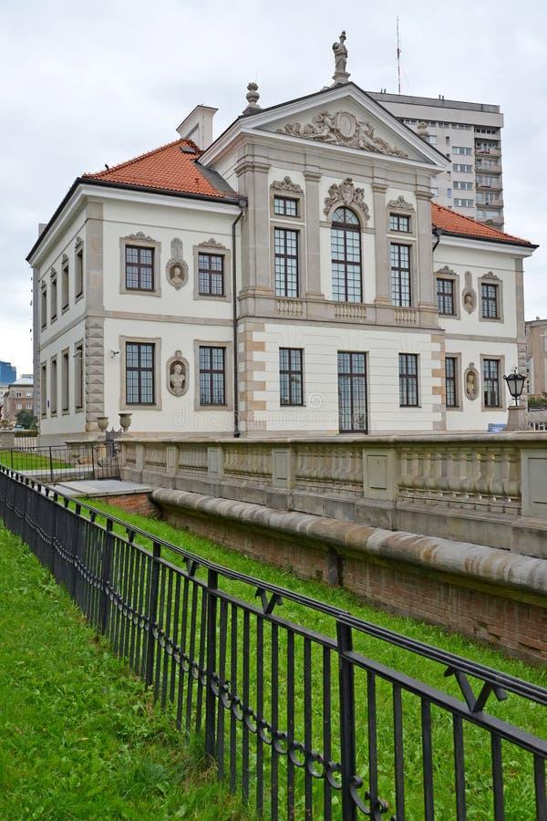 Varsóvia, Polônia Museu Ostr do ` s de Frederic Chopin fotos de stock