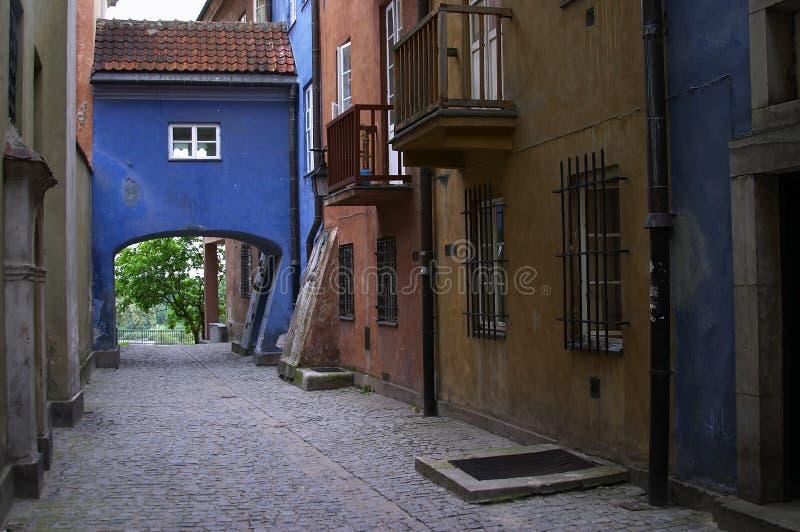 Varsavia immagine stock libera da diritti