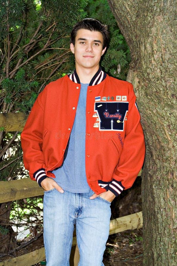 varsity γυμνασίου στοκ φωτογραφία με δικαίωμα ελεύθερης χρήσης