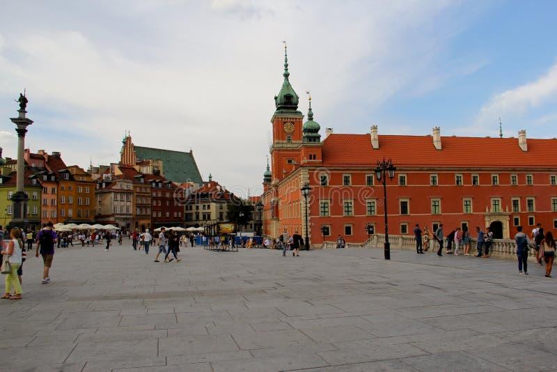 varsovie image stock