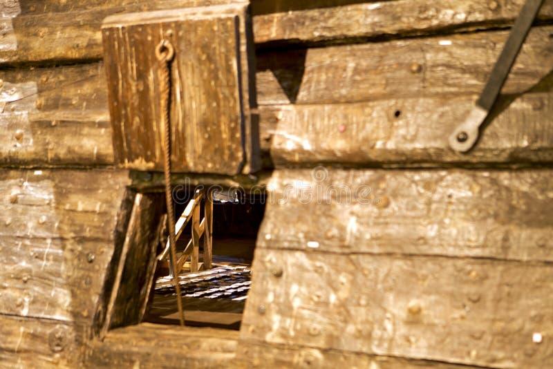 Vasa, historisch Zweeds Slagschip royalty-vrije stock afbeelding