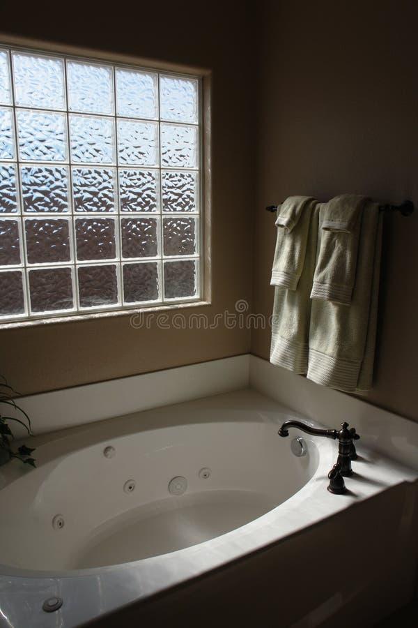 Vasca da bagno di lusso immagine stock immagine di comodo 20759379 - Asciugamani bagno di lusso ...