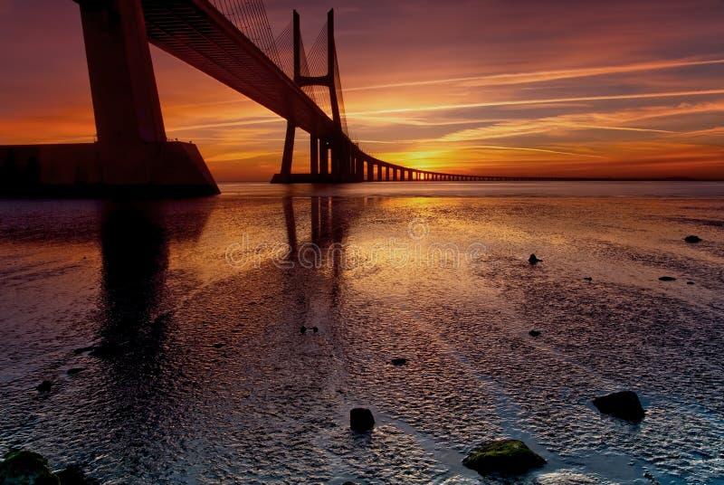 Download Vasco da Gama stock photo. Image of sunset, sunrise, portugal - 22279104