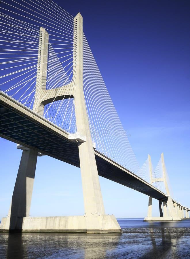 Download Vasco Da Gama Bridge, Lisbon, Portugal Stock Images - Image: 27623974