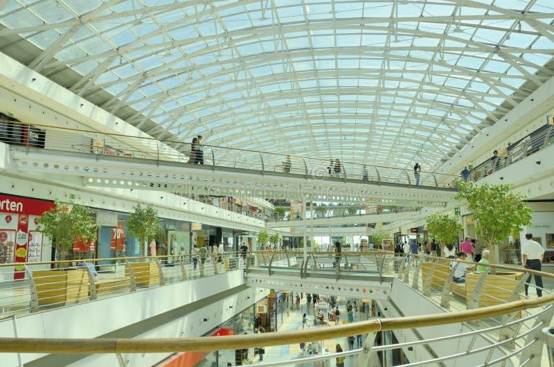 Vasco da Gama Shopping Centre photographie stock libre de droits