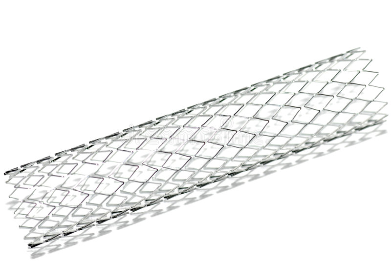 Download Vascular Stent Stock Photo - Image: 8208290