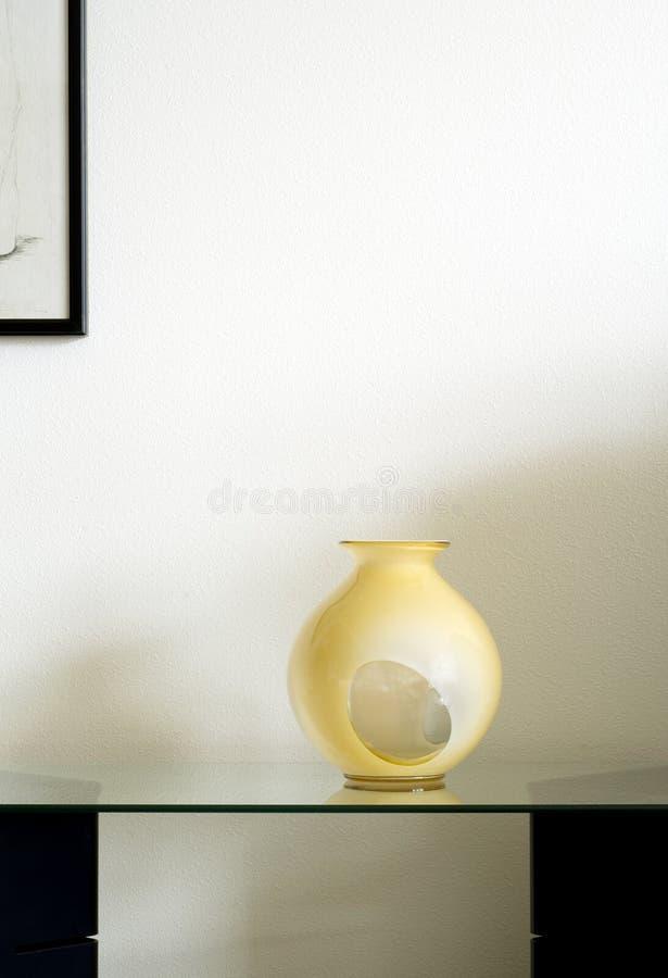 Vase à Deco photographie stock libre de droits