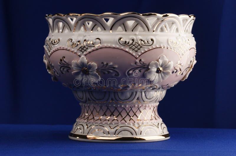 Vase à porcelaine photos libres de droits