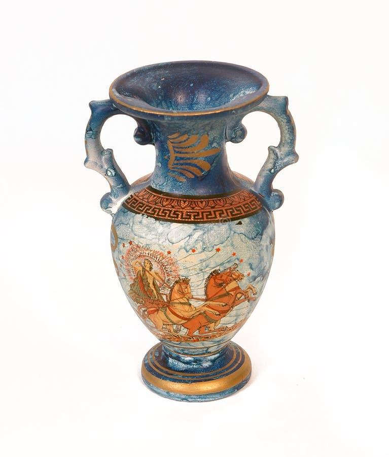 vase αρχαίου Έλληνα στοκ φωτογραφία με δικαίωμα ελεύθερης χρήσης