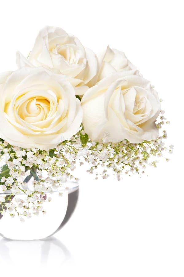 vase τριαντάφυλλων ανθοδεσ στοκ εικόνες με δικαίωμα ελεύθερης χρήσης