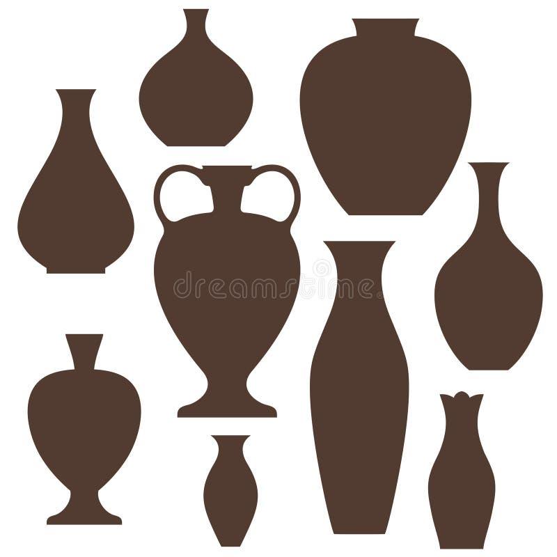 Vase illustration de vecteur
