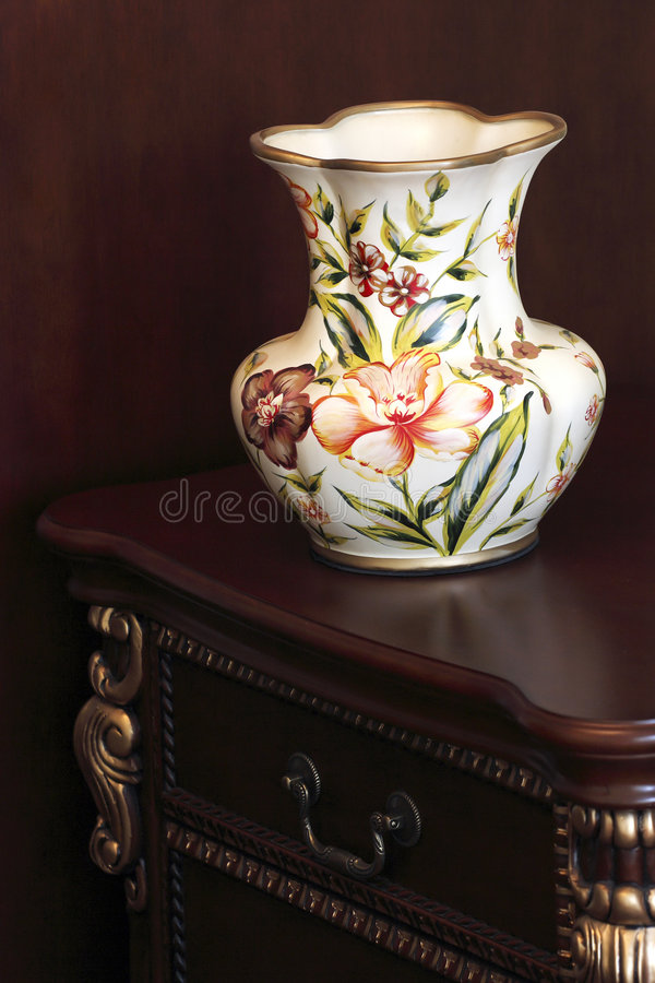 Vase. royalty free stock photography