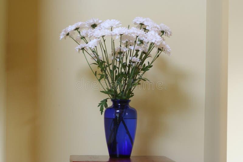 Vase Blumen stockfoto