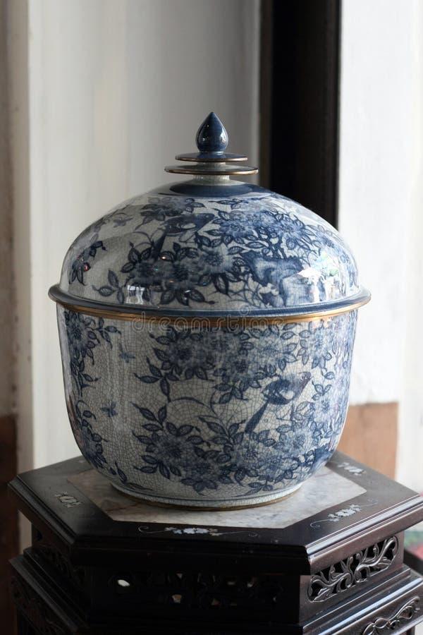 Vase chinois image stock