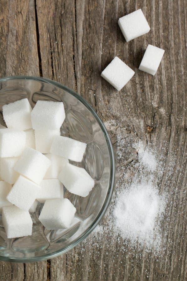 Vase de sucre images libres de droits