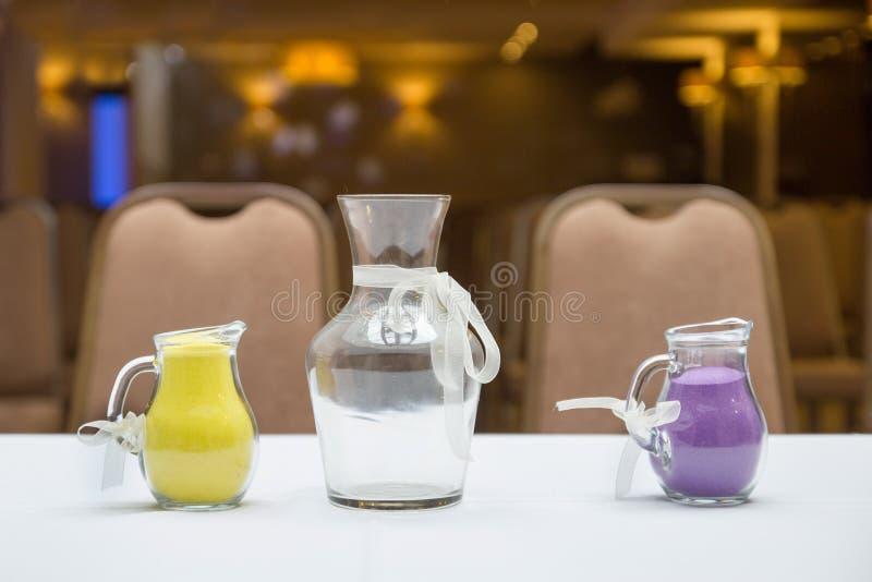 Vase der Paare stockfoto