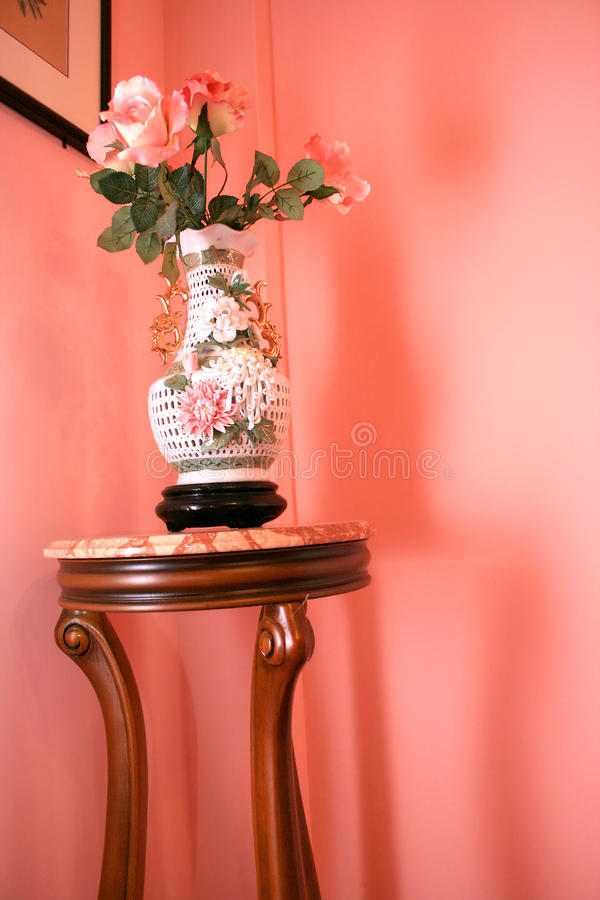 Download Vase and flowers stock image. Image of bouquet, abstract - 9753801