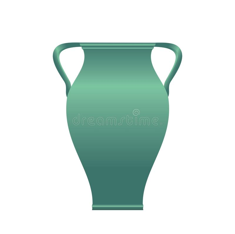 Vase With Handles Royalty Free Stock Photo